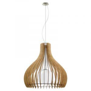 Betty hanglamp - Nikkel-Mat