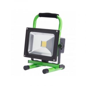 LED accu bouwlamp BUNQ met oplaadbare accu, 20w