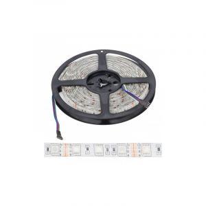5m LED strip, RGB, 12V, 60 leds, 14,4W