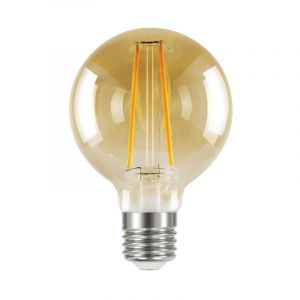 Tekalux Sona E27 LED bollamp, 1800k, G95