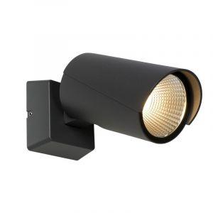 Moderne buitenlamp Manal, Antraciet