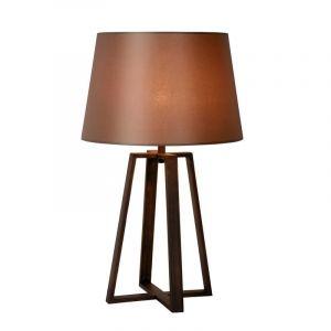 Landelijke tafellamp Coffee - Roestbruin