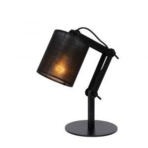 Zwarte Tafellamp Tampa, metaal