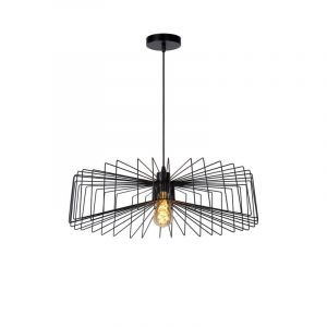 Moderne hanglamp Jur, Zwart