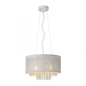 Design hanglamp Raka, Wit