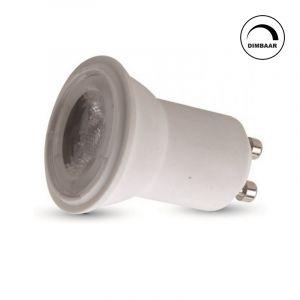 Dimbare Tekalux Finley GU10 (MR11) LED lamp 3,4w warm wit