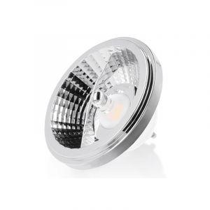 GU10 LED lamp, AR111, 12 Watt, 2700K, Dimbaar
