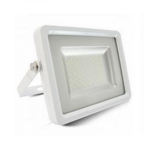 LED schijnwerper DUNCO, Wit, 6000K 100w