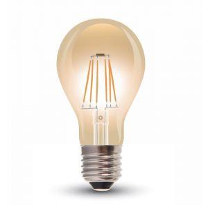 E27 LED filament lamp, Extra warm wit - 4 Watt