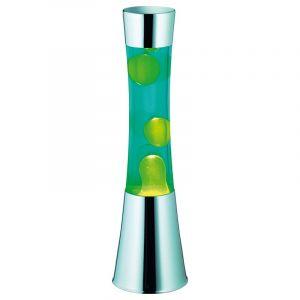 Hayley sfeervolle Lava lamp, geel