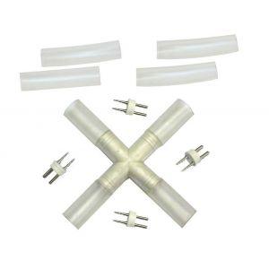 X-connector voor lichtslangen