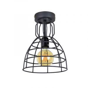 Industriële plafondlamp Dexter, kleine versie