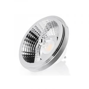 GU10 LED lamp, AR111, 6 Watt, 2700K, Dimbaar