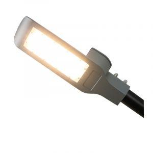 Tekalux LED Straatverlichting Zola, 50 Watt, 3000k warm wit, 2 jaar garantie
