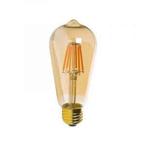 Tekalux Deco E27 LED Edison lamp, 2,5W, 1800k