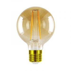 Dimbare Tekalux Sona E27 LED bollamp, 1800k, G85
