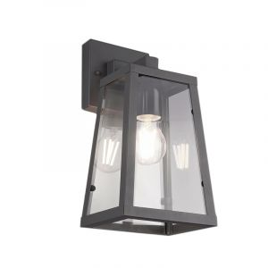 Industriële buitenlamp Samira, antraciet