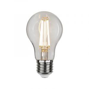 3 staps dimbare filament E27 A60, 6,5w warm wit (3000k)