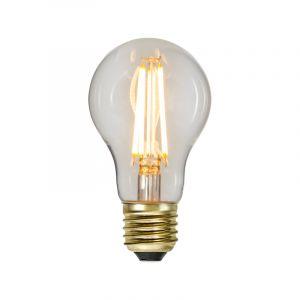 3 staps dimbare filament E27 A60, 6,5w extra sfeervol wit (2100k)