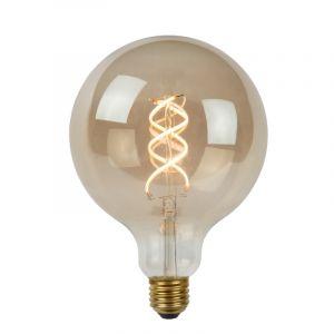 3 stap dimbare E27 LED lamp, G125, 5w, 2200k