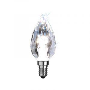 E14 kaars LED lamp Dante, 4 Watt, 4000K (Wit)K (Wit)