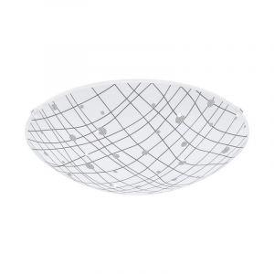 Britte plafondlamp - Wit