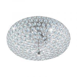 Annamarie plafondlamp - Chroom