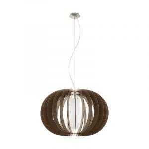 Ardina hanglamp - Nikkel-Mat
