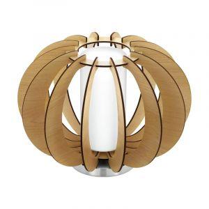 Arentje tafellamp - Nikkel-Mat