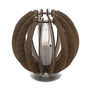 Astrando tafellamp - Nikkel-Mat
