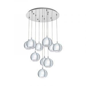 Aysen hanglamp - Chroom
