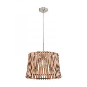 Berrie hanglamp - Nikkel-Mat