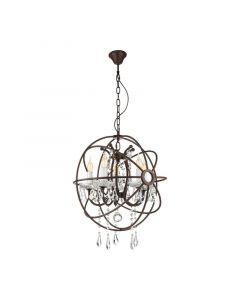 Afke hanglamp - Roestkleurig