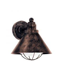 Alje buitenlamp - Koperkleurig