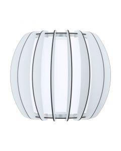 Arian wandlamp - Wit