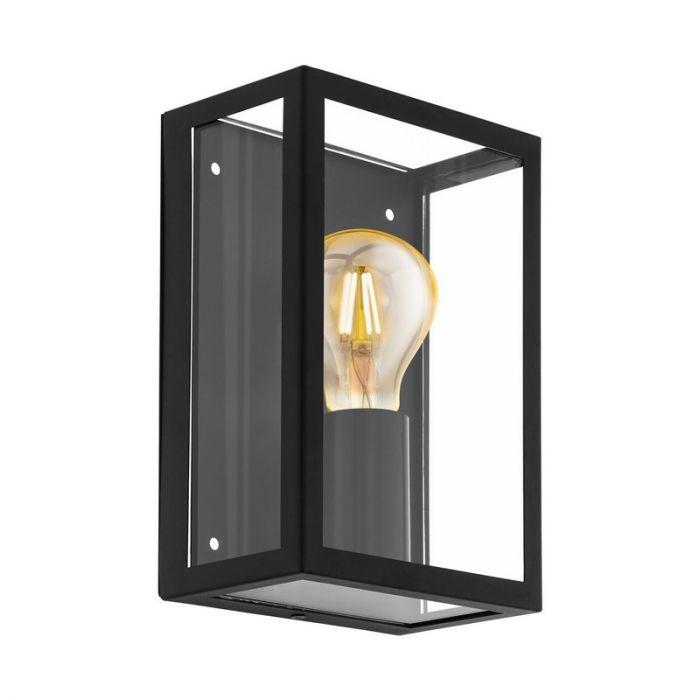 Alihan buitenlamp - Zwart