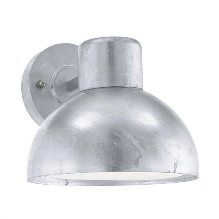 Bessel buitenlamp - Thermisch Verzinkt
