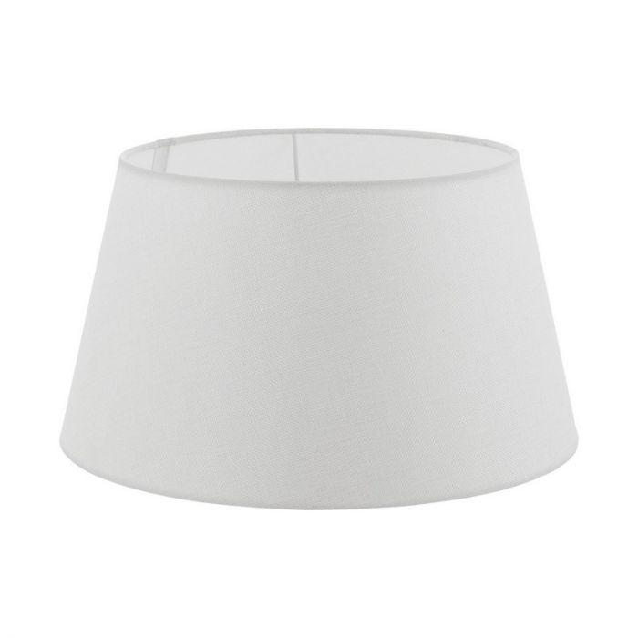 Lampenkap Noah Textiel/Linnen Wit