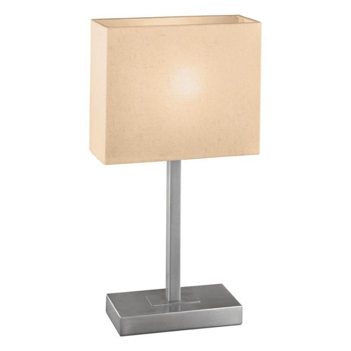 Rechthoekige tafellamp Ertegen
