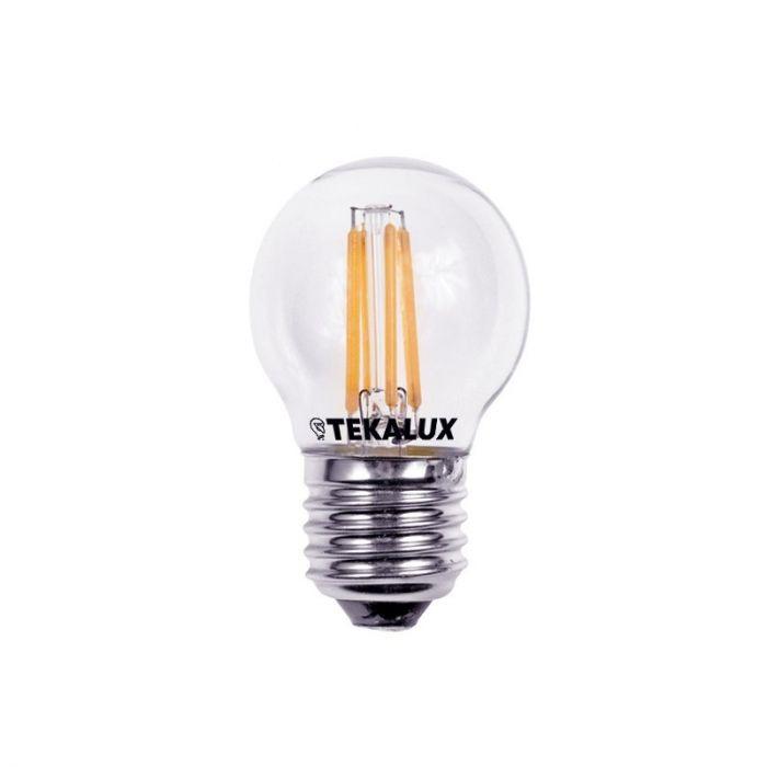Coda E27 LED kogellamp, 2700k, 4w
