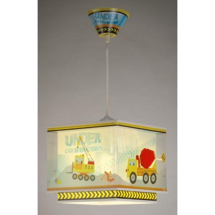 Jongens hanglamp Kranen