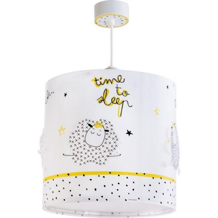 Schaapjes kinderkamer hanglamp