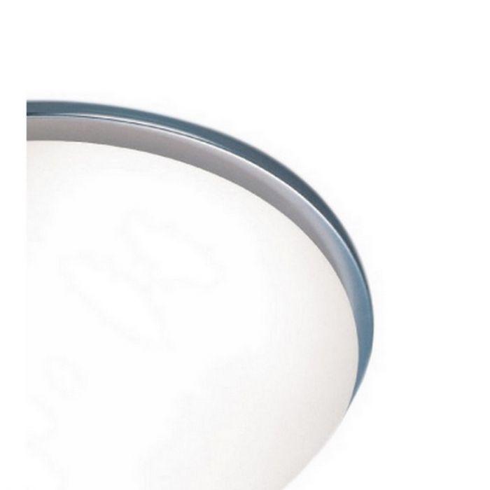 Grote plafondlamp Alessandra, koper