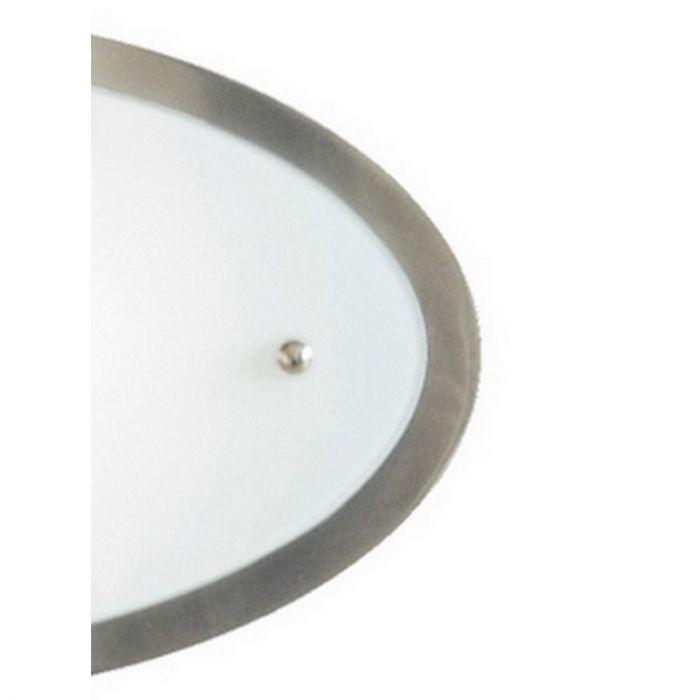 Ovalen wandlamp Marije, groot