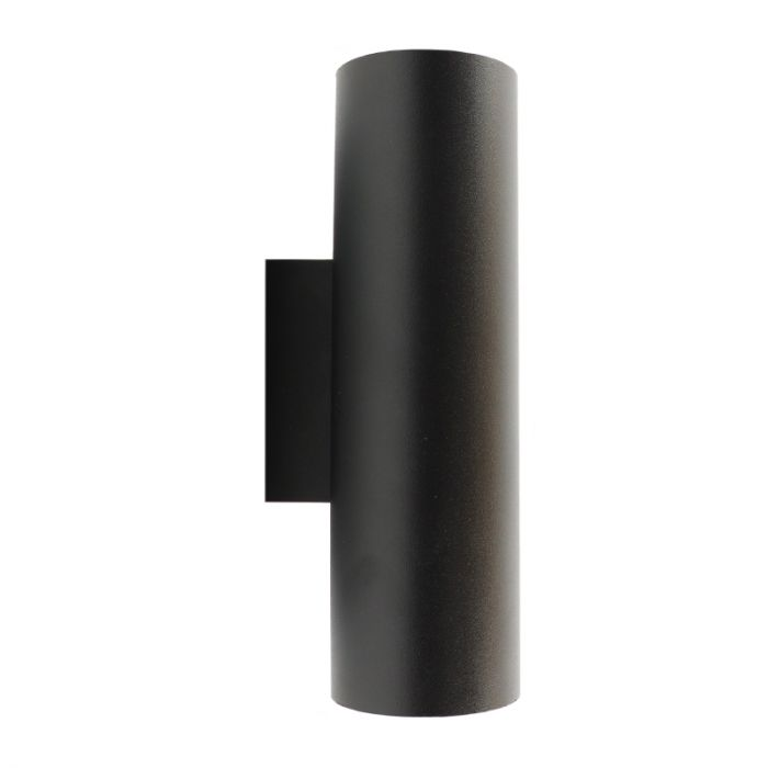 Zwarte wandlamp Rodigo - Modern