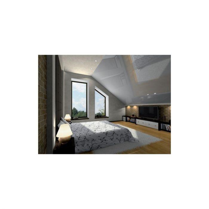 Kantelbare chroom Storx inbouwspot
