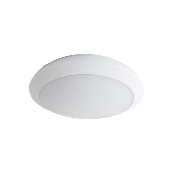 22W LED plafondlamp Noa met bewegingssensor, Vandalismebestendig, Vochtbestendig