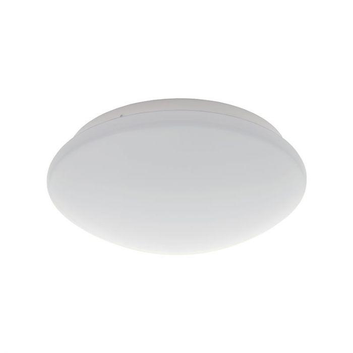 Witte sensor, LED plafondlamp Bendon, 10 Watt