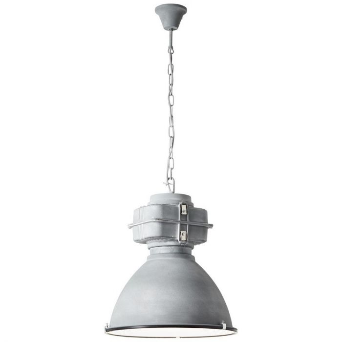 Stoere industrie hanglamp Faas