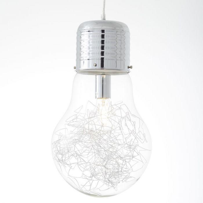 Hippe bol hanglamp Fedor